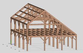 Saltbox Architecture Timber Frame Engineer Douglas Fir Saltbox