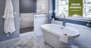 Award Winning Master Bathroom by Kitchen Bathroom U0026 Home Remodels Msk Design Build