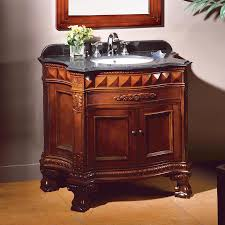 Ove Decors Bathroom Vanities Shop Ove Decors Buckingham Cherry Undermount Single Sink