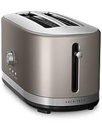 Kitchenaid Kettle And Toaster Toaster U0026 Ovens Kitchenaid Appliances U0026 Accessories Macy U0027s