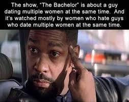 The Bachelor Meme - the bachelor bits and pieces