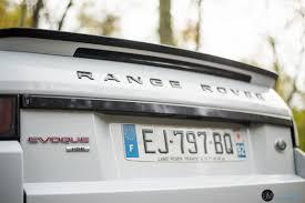si e voiture ergonomique essai range rover evoque cabriolet le soleil est près de moi