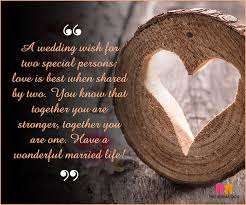 newly married quotes marriage wishes top148 beautiful messages to your
