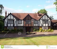 tudor style home royalty free stock image image 34552326