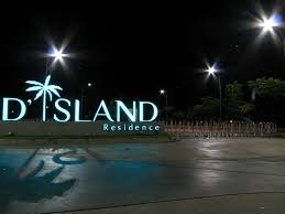 ge lighting to provide ssl outdoor lighting for the d island