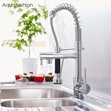 style kitchen faucets commercial style kitchen faucet mixer spout