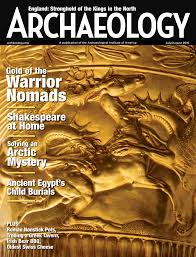 of the white of the sun archaeology magazine