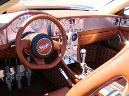 spyker interior spyker mind over motor