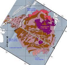 Adirondack Mountains Map Geology Of The Adirondacks Balmat Sandford Lake And Gore Mountain