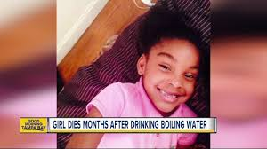 Dies After Challenge So Sad 8 Yr Dies After Boiling Water On