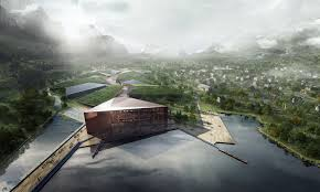 architecture from norway archdaily