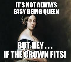 meme creator queen victoria not impressed meme generator at