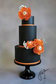13 of the coolest wedding cakes for a halloween themed wedding
