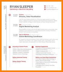 digital marketing resume art resumes
