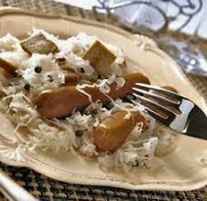 cuisiner tofu fumé recette tofu fumé en choucroute