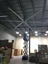 How To Cool Down A Warehouse Using Hvls Fans Macroair Fans