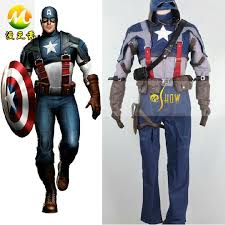 cool costumes captain america the avenger costumes