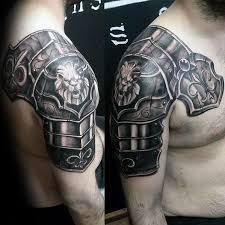 50 shoulder designs for masculine ink ideas mens