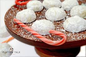 snowball christmas cookies recipe and video platter talk