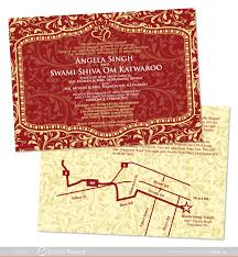traditional indian wedding invitations shiva and angela s wedding invites colin finkle