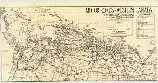 Canada Highway Map by Alberta Highway 4 Wikipedia