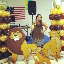 lion king baby shower fancy lion king decoration lion king baby shower decoration ideas