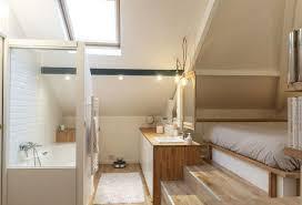 chambre avec salle d eau suite parentale idées déco pour décorer sa chambre avec salle de