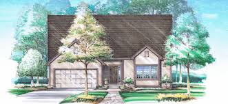 Kignston 2 Story Home Design Floor Plan Ohio