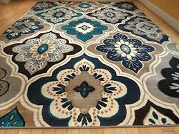 Chocolate Brown Area Rugs Chocolate Brown And Blue Area Rug S Chocolate Brown And Blue Bath