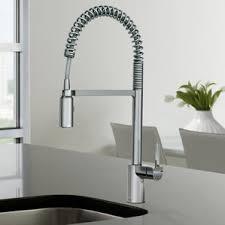 pre rinse kitchen faucet kitchen faucets wayfair