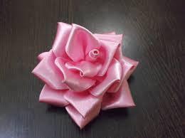 satin ribbon flowers d i y bloom satin ribbon tutorial myindulzens