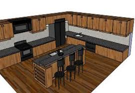 sketchup components 3d warehouse kitchen sketchup kitchen