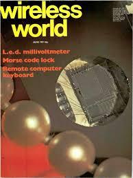 Wiring Diagram For A E825 Gem Golf Cart Wireless World 1981 06 Bipolar Junction Transistor Computer