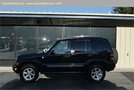 2006 black jeep liberty 2006 jeep liberty for sale 1 308 used cars from 3 500
