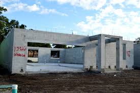 Building A Cinder Block House Florida Shell Contractor And General Contractor Edwin Taylor Corp