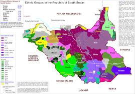 Maps Org South Sudan Maps