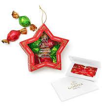 25 godiva gift card truffles ornament 10