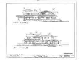 arts and crafts style home plans irwin house greene greene craftsman home plans craftsman