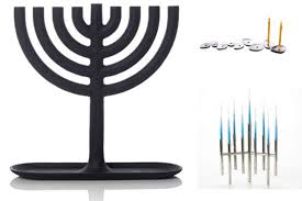 modern menorah best modern menorahs 2014 apartment therapy