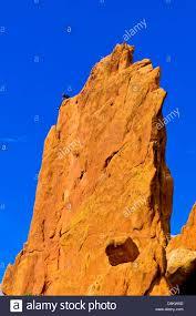 Rock Climbing Garden Of The Gods Rock Climbing Garden Of The Gods Colorado Springs Colorado Usa