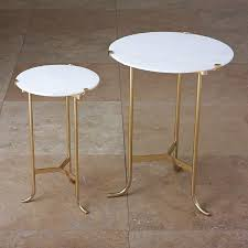 marble accent table marble top accent table mike ferner