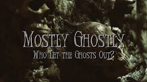 halloween film review r l stine u0027s mostly ghostly who let the