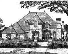 English Tudor Floor Plans 25 Best French House Plans Ideas On Pinterest French Country
