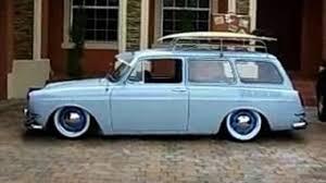 volkswagen squareback blue 1968 vw type 3 squareback bagged air ride video dailymotion
