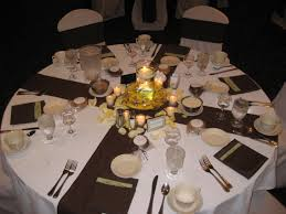 table layout with candy centerpieces u003d brilliant a wedding wish