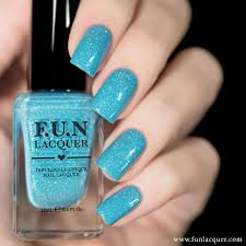 shop by colours blue nail polish f u n lacquer