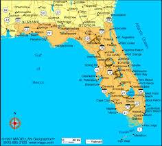 map usa florida map usa florida state major tourist attractions maps