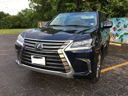 lexus lx suv review lexus u2013 latino traffic report
