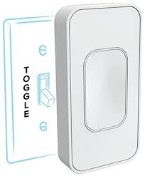 switchmate toggle smart light switch switchmate one second installation smart lighting toggle white