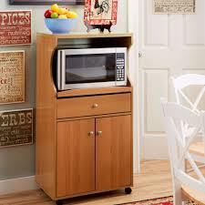kitchen microwave cabinet details about kitchen microwave cart storage utility shelf cabinet